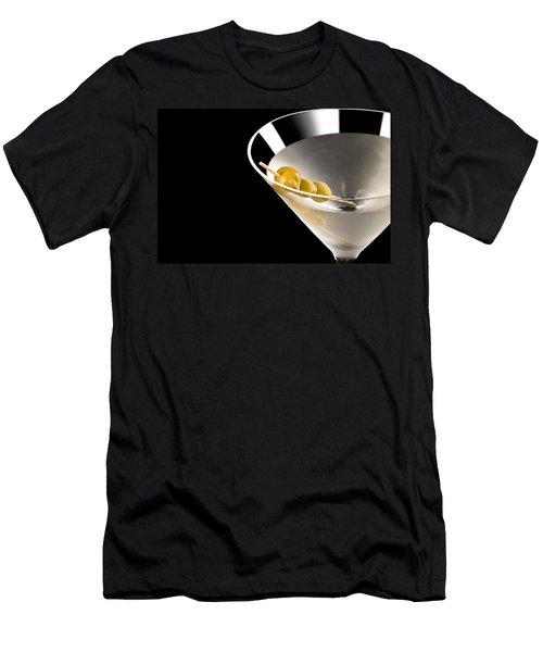 Vodka Martini Men's T-Shirt (Athletic Fit)