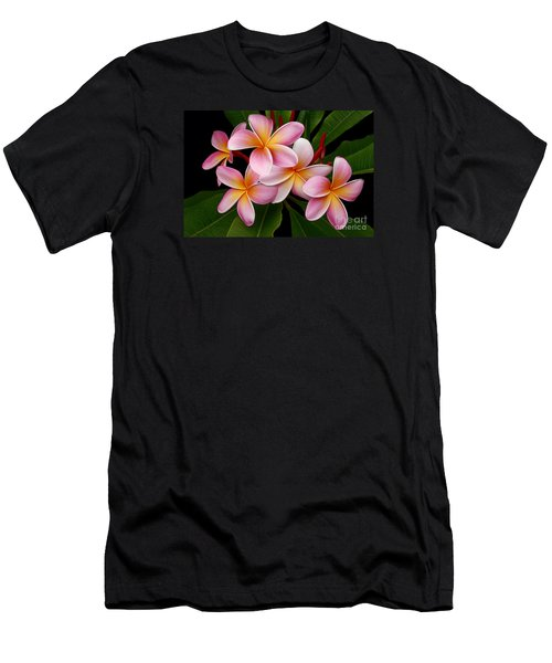 Men's T-Shirt (Athletic Fit) featuring the photograph Wailua Sweet Love by Sharon Mau
