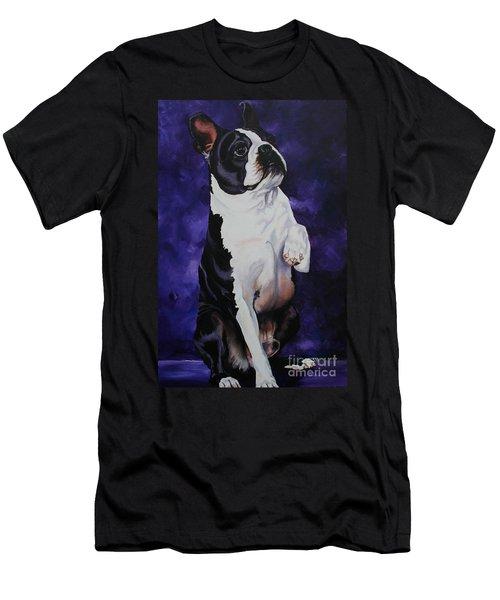 Wave Men's T-Shirt (Athletic Fit)