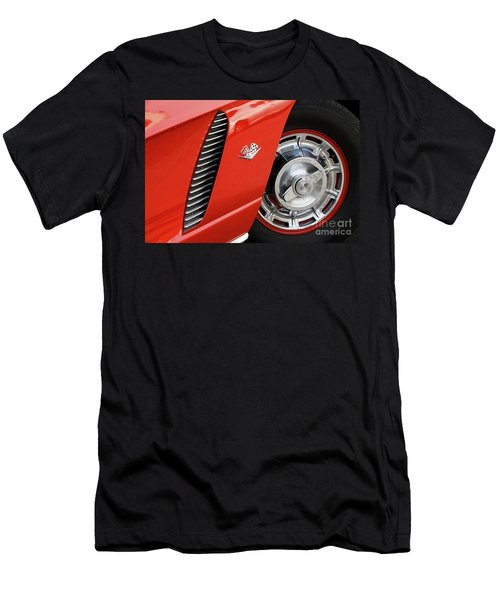 Men's T-Shirt (Slim Fit) featuring the photograph Where Were You In '62 by Dennis Hedberg