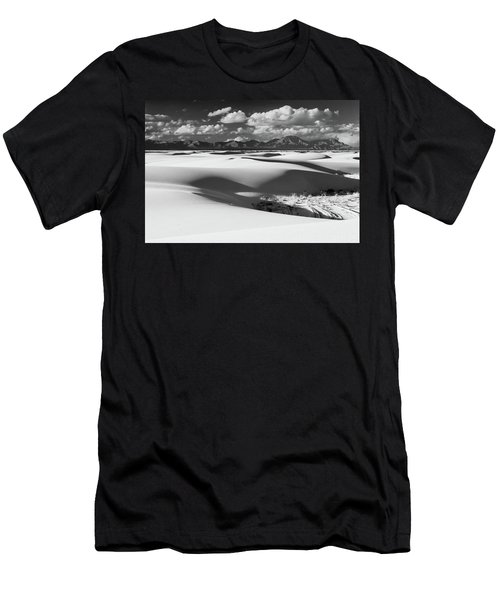 White Sands Afternoon Men's T-Shirt (Athletic Fit)