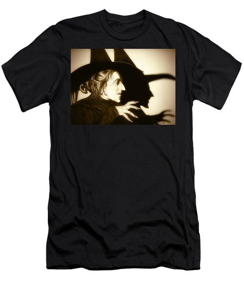Wicked Witch Of The West Men's T-Shirt (Athletic Fit)