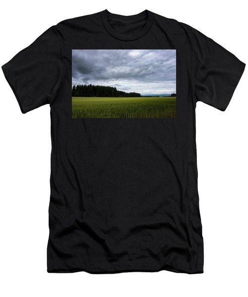Willamette Wheat Men's T-Shirt (Athletic Fit)