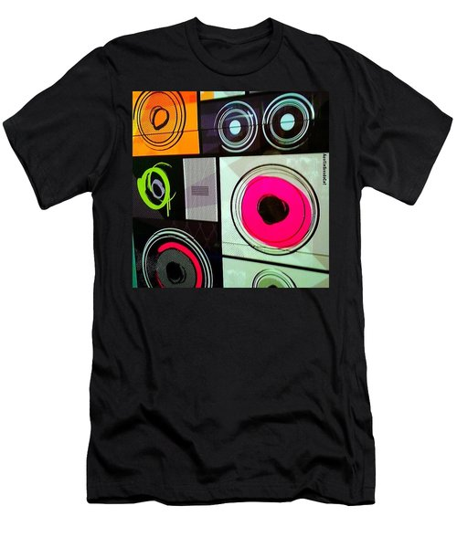 Wishing You #sweet #colorful #dreams Men's T-Shirt (Athletic Fit)