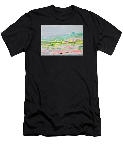 Wishing You Were Here Men's T-Shirt (Athletic Fit)