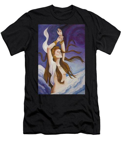 Woman Unleashed Men's T-Shirt (Athletic Fit)