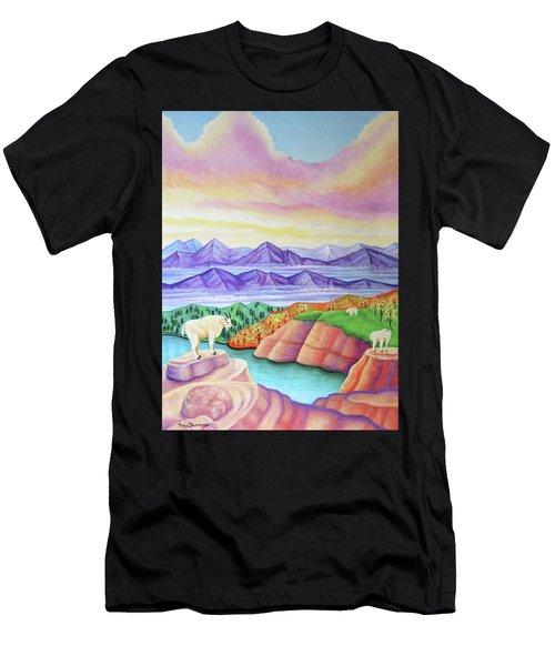 Wonderland Men's T-Shirt (Athletic Fit)