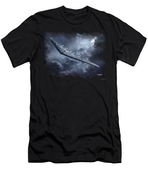 Yb-35 Flying Wing Men's T-Shirt (Athletic Fit)