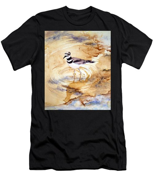 Yellowstone Killdeer Men's T-Shirt (Athletic Fit)