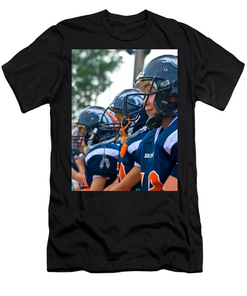 Youth Football Men's T-Shirt (Athletic Fit)