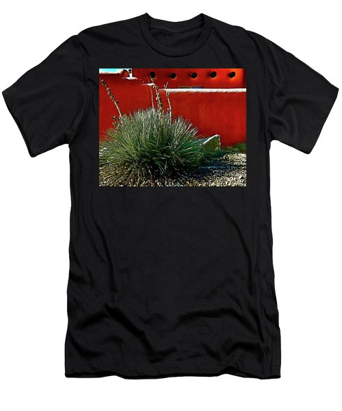 Yucca And Adobe Men's T-Shirt (Athletic Fit)