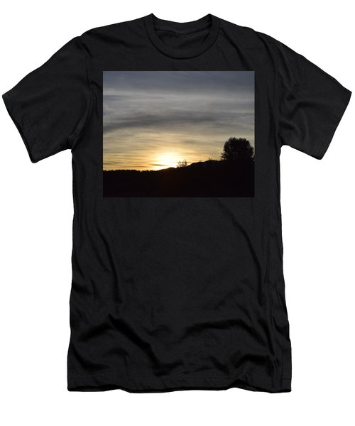 Sunrise Back Country Co Men's T-Shirt (Athletic Fit)