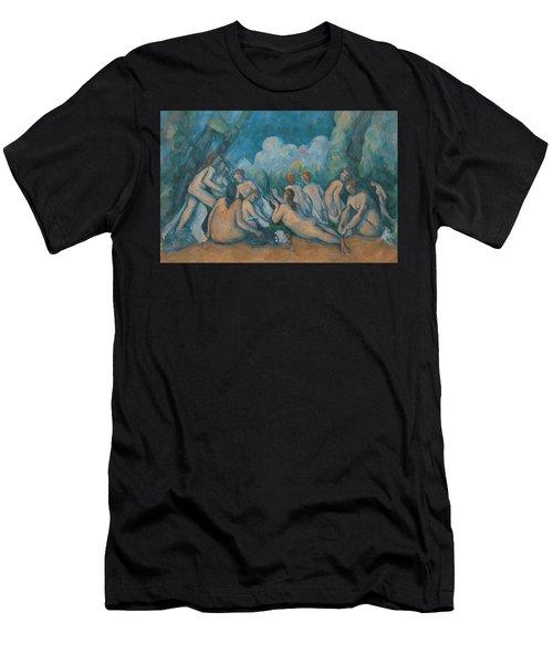 Bathers Men's T-Shirt (Athletic Fit)