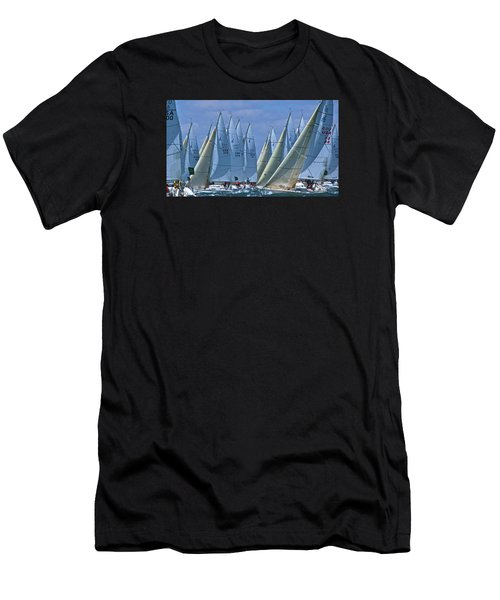 J105 Regatta Men's T-Shirt (Athletic Fit)