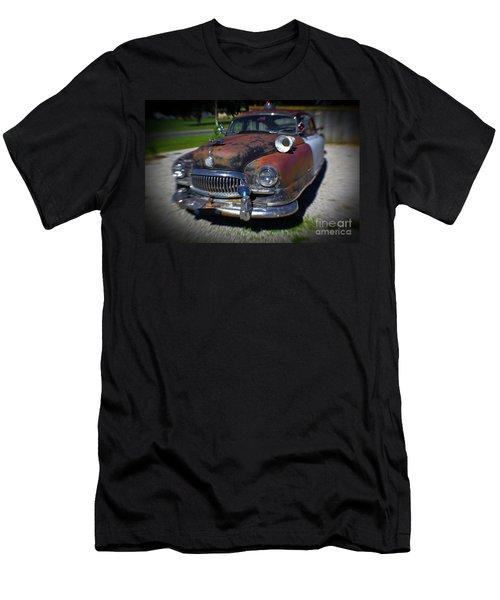 Car 66 Men's T-Shirt (Athletic Fit)