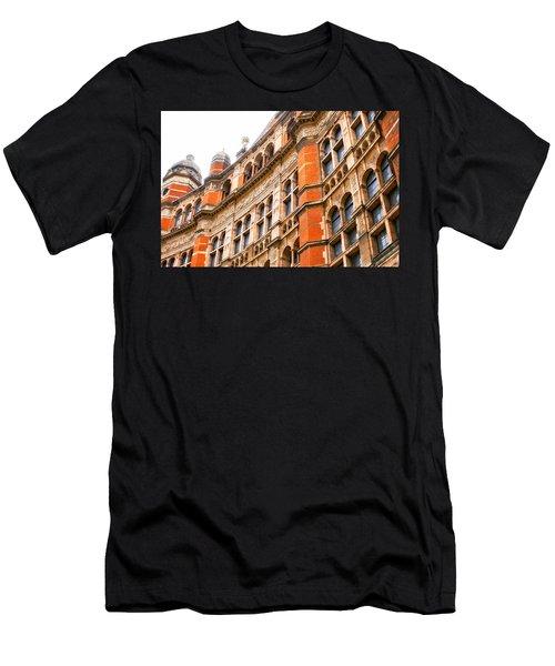 London Building Men's T-Shirt (Athletic Fit)
