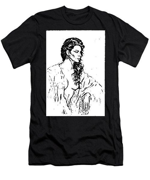 Pinup Men's T-Shirt (Athletic Fit)