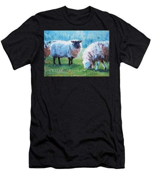Sheep Men's T-Shirt (Athletic Fit)