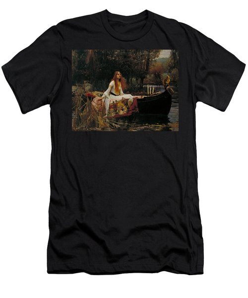 The Lady Of Shalott Men's T-Shirt (Athletic Fit)