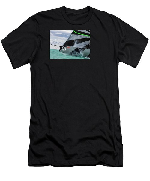 Key West Race Week Men's T-Shirt (Athletic Fit)