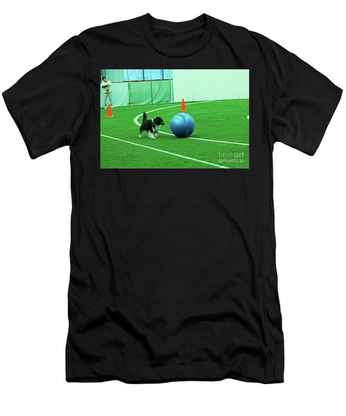 Men's T-Shirt (Athletic Fit) featuring the photograph Barb And Angie by Fred Stearns