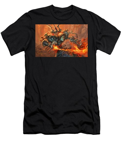 World Of Warcraft Men's T-Shirt (Athletic Fit)