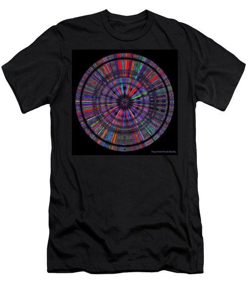 #1220201511 Men's T-Shirt (Athletic Fit)