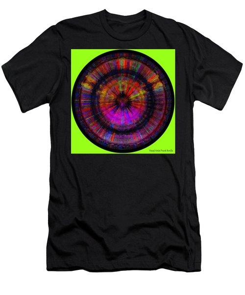 #1220201513 Men's T-Shirt (Athletic Fit)