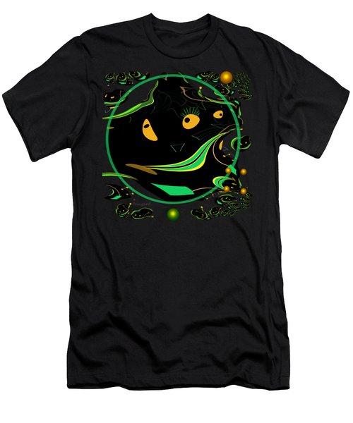 1280 - T Shirt Pattern Men's T-Shirt (Athletic Fit)