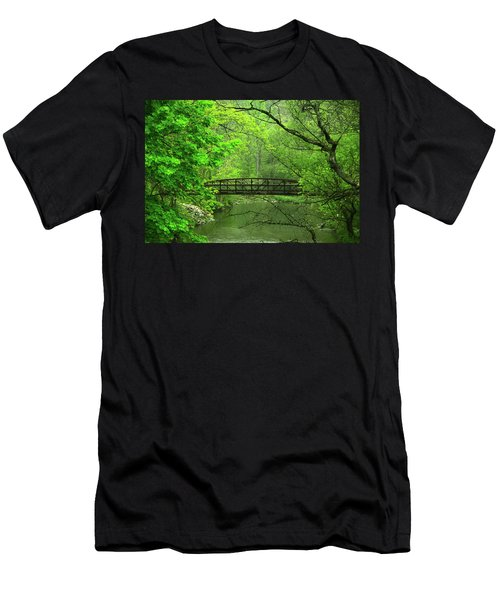 Jacobsburg State Park Pa Men's T-Shirt (Athletic Fit)