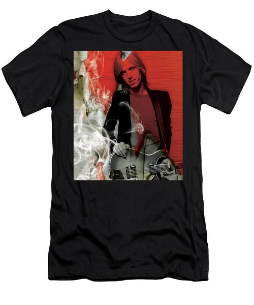 Tom Petty Collection Men's T-Shirt (Athletic Fit)