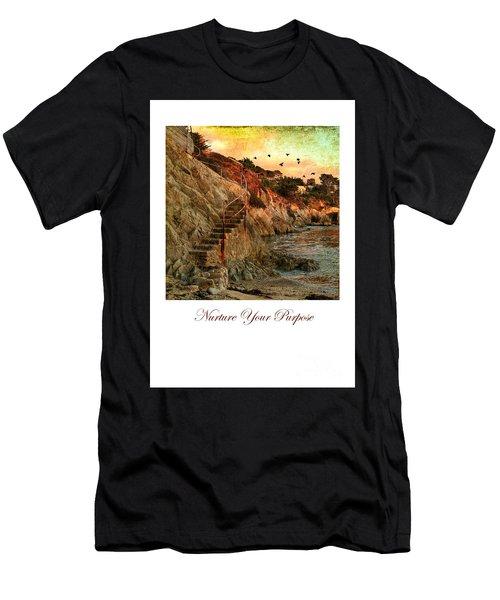 135 Fxq Men's T-Shirt (Athletic Fit)