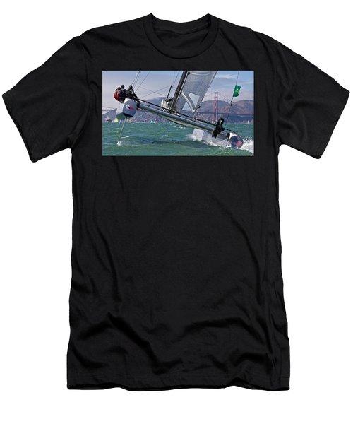 Rolex Regatta San Francisco Men's T-Shirt (Athletic Fit)