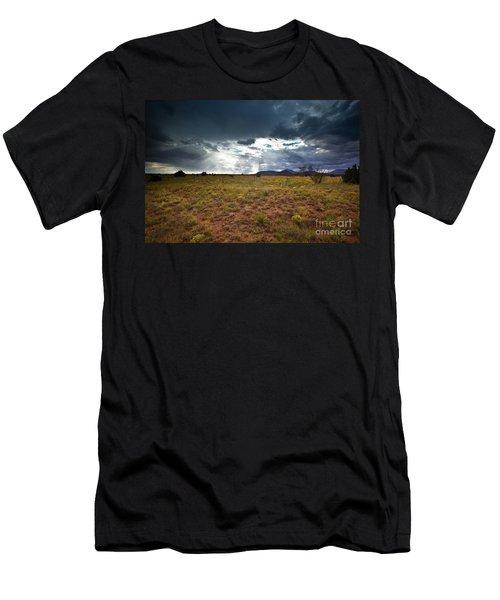 Texas 66 Men's T-Shirt (Athletic Fit)