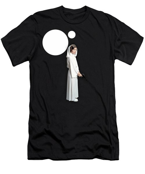 Star Wars Princess Leia Collection Men's T-Shirt (Athletic Fit)