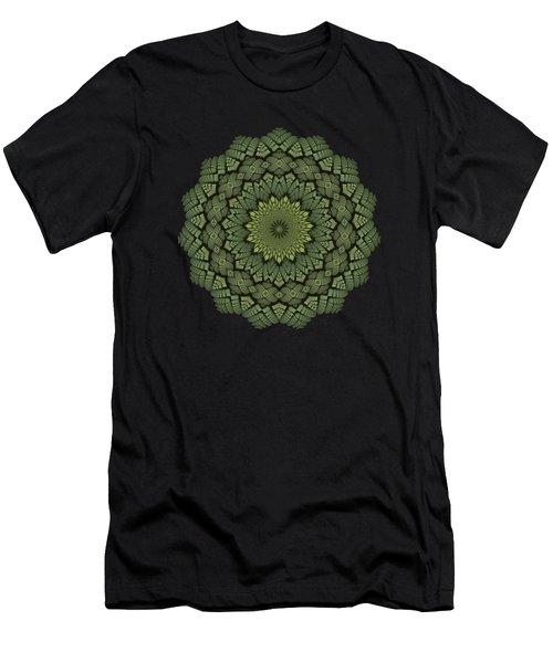 15 Symmetry Celery Bulb Men's T-Shirt (Athletic Fit)