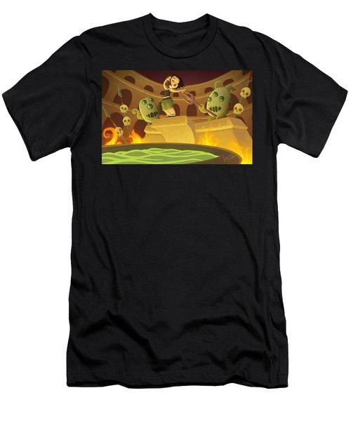 Women Men's T-Shirt (Athletic Fit)