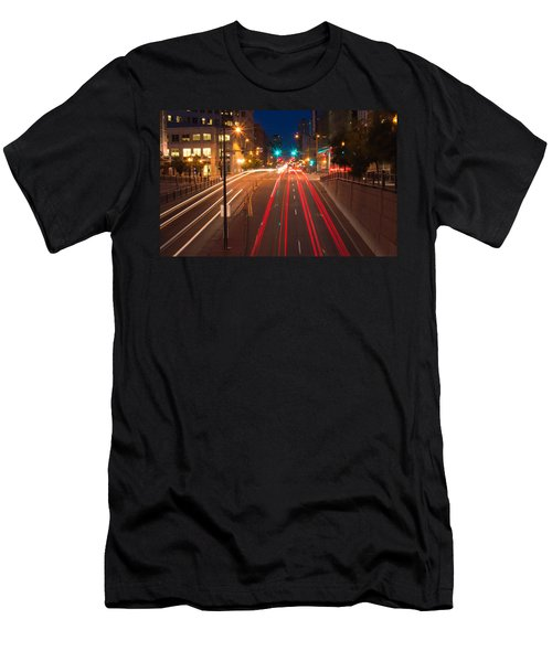 15th Street Men's T-Shirt (Athletic Fit)