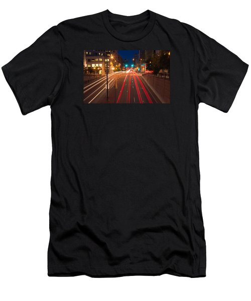15th Street Men's T-Shirt (Athletic Fit)