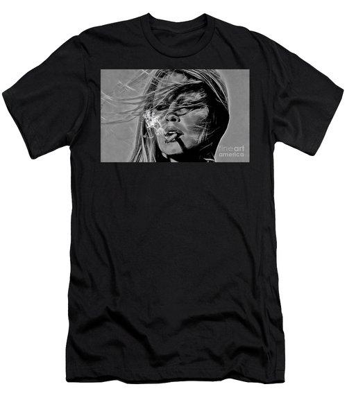 Brigitte Bardot Collection Men's T-Shirt (Athletic Fit)