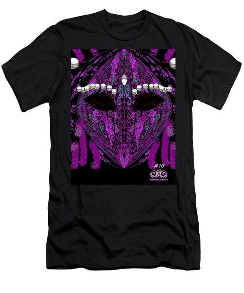 #16 Men's T-Shirt (Athletic Fit)
