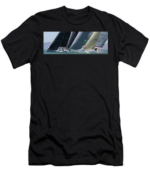 Bay Regatta Men's T-Shirt (Athletic Fit)