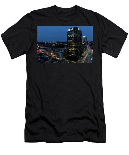 17th Street Skyline Men's T-Shirt (Athletic Fit)