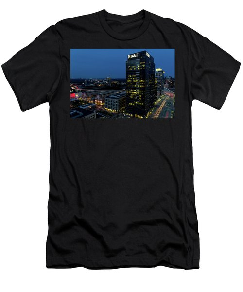 17th Street Skyline Men's T-Shirt (Athletic Fit)