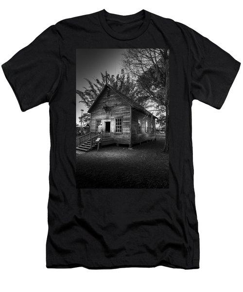 1800's Florida Church Men's T-Shirt (Athletic Fit)