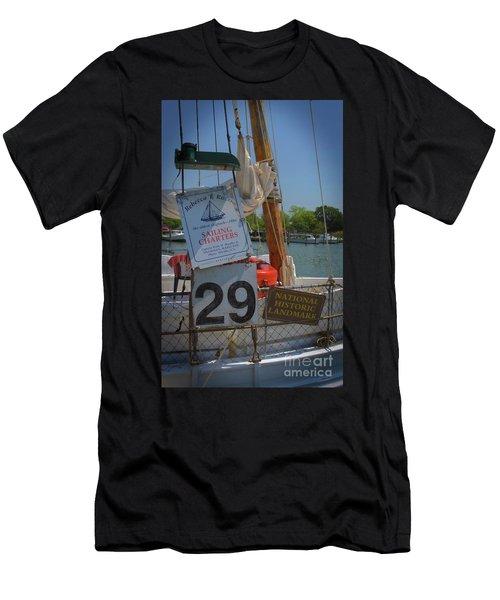 1866 Skipjack Men's T-Shirt (Athletic Fit)
