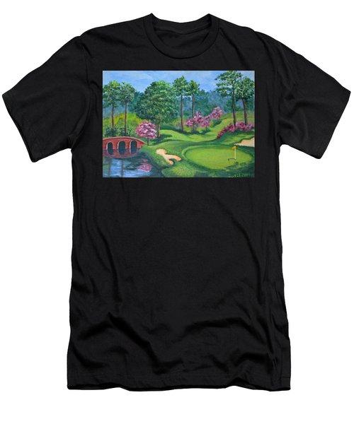 18th Hole Men's T-Shirt (Athletic Fit)