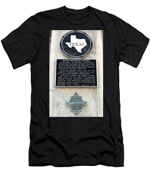 1900 Storm Galveston Men's T-Shirt (Athletic Fit)