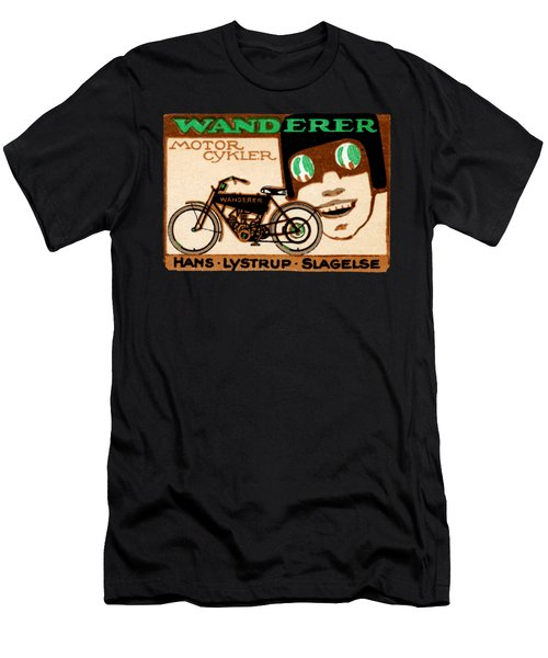 1910 Wanderer Motorcycle Men's T-Shirt (Athletic Fit)