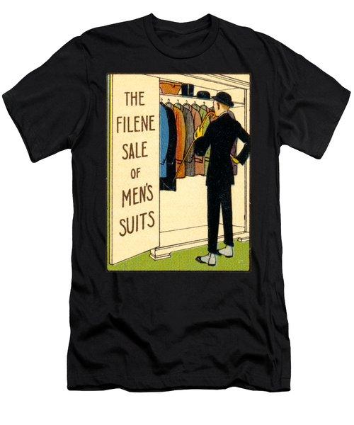 1920 Mens's Suites On Sale Men's T-Shirt (Athletic Fit)